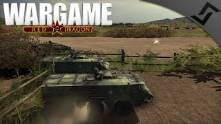 Finnish-Yugo PvP Island Defense - Wargame: Red Dragon - 3v3 Multiplayer Gameplay