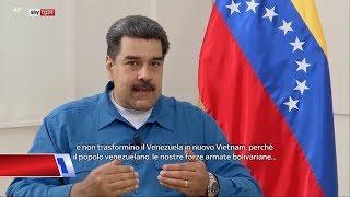 TT Maduro quyết không để Venezuela là 'Việt Nam mới'  (VOA)