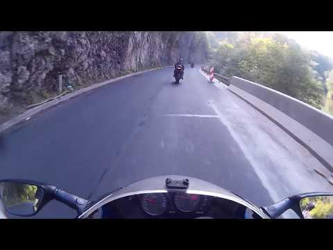 [TRAVEL DIARIES]: The Litas riding through the canyon (Bosnia and Herzegovina)