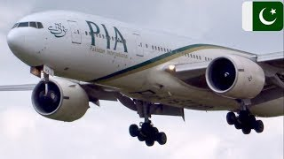 PIA🇵🇰Pakistan International Airlines B777-240ER[AP-BHX]PK852 NRT16L