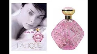 Reseña de perfume Tendre Kiss de Lalique