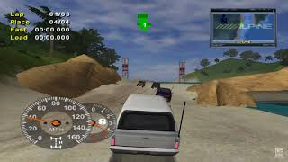 4x4 Evo 2 GameCube Gameplay HD
