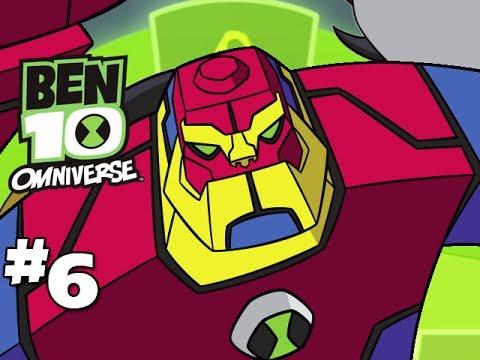 Игра Бен 10 Коллекция Омниверс Ben 10 Omniverse