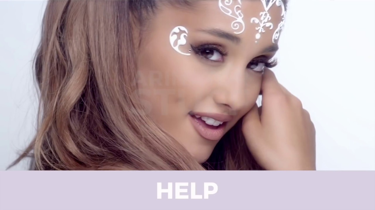 Ariana Grande - Subliminal/Hidden Messages in her Songs (SHE NEEDS HELP)