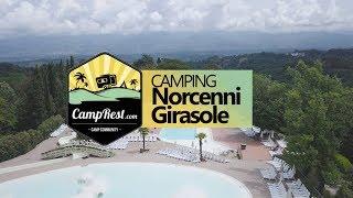 Camping Norcenni Girasole Toskania - CampRest.com