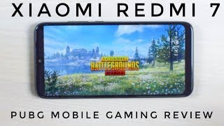 Xiaomi Redmi 7 Gaming Review | PUBG Mobile, Fortnite, Asphalt 9, Free Fire | Battery, Heating Test🔥