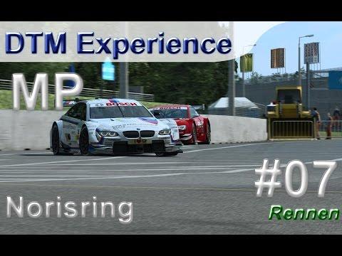 DTM Experience Multiplayer (Alpha) #07 - Norisring