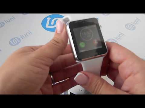 Ceas Smartwatch cu Telefon iUni A100i   www.iuni.ro