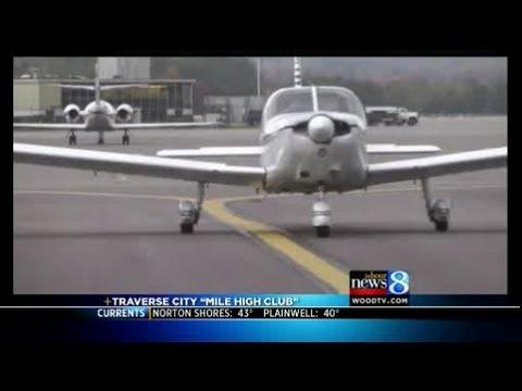 MI pilot offers Mile-High Club flights