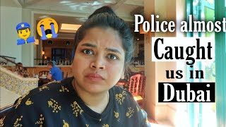 Jaanu got scared | We escaped from the police | Meeting Rjians in Dubai