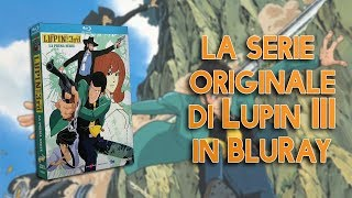 LUPIN THE 3RD IN BLURAY
