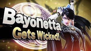 Super Smash Bros. - Bayonetta Gets Wicked!