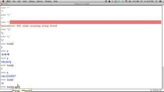 Python 超級新手教學5: 文字運算