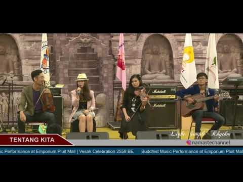 Tentang Kita - Light Simple Rhythm LSR | Live Performance