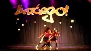 Obertura & Adrenalina(Reggaeton mixto) ArteGo!