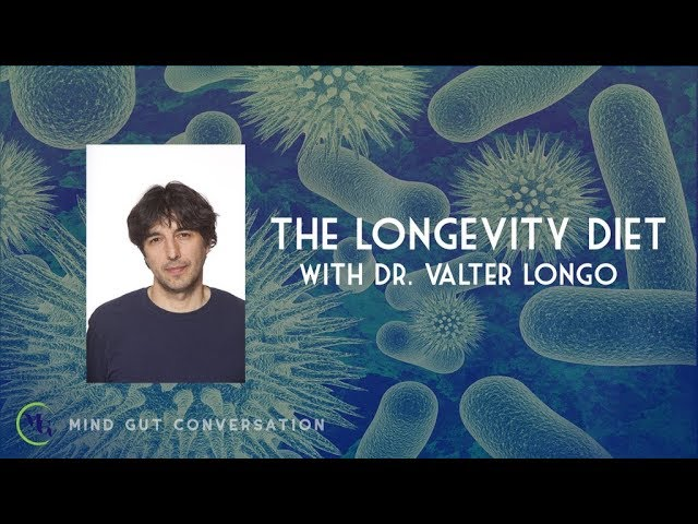 The Longevity Diet with Dr. Valter Longo | MGC Ep. 13