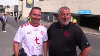 Fan Reactions After Dublin Beat Tyrone In The All-Ireland Senior Football Championship