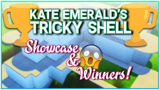Blown Away By Your Talent: SIMS 4 TRICKY SHELL CHALLENGE WINNERS! | Kate Emerald