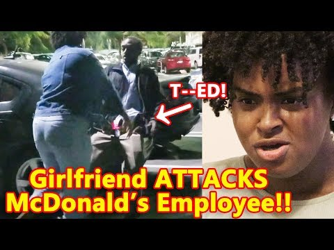 McDonald's Employee Cheats Crazy Girlfriend! | To Catch a Cheater from YouTube · Duration:  6 minutes 48 seconds