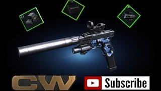 Contract Wars - Glock 18 ( full custom )