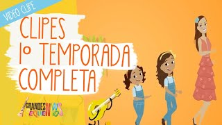 Baixar Grandes Pequeninos | Temporada 01 Completa | Desenho para Crianças