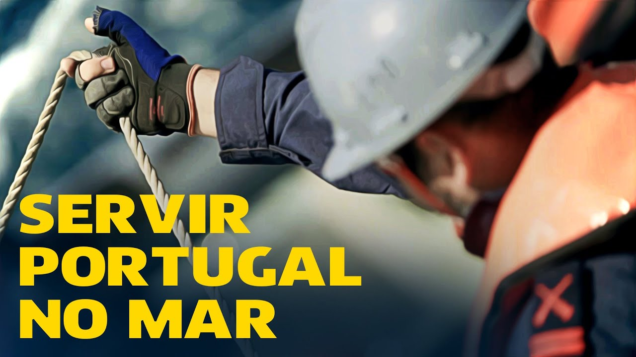 Servir Portugal no mar