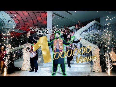 Part 2 Afghan Wedding Entrance of Fahim Tanweer & Parnian Ft Forsen Dabke & Duran Etemadi