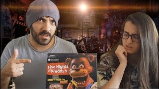 EL JUGUETE DE FIVE NIGHTS AT FREDDY