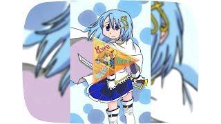 SAYAKA MIKI ★ SPEEDART by ANNA ♪ Happy Hermy Hype ♪
