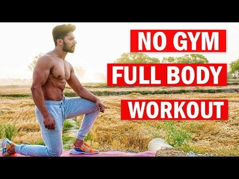 5 Minutes Full Body Workout At Home (No Gym) | Rohit Khatri Fitness