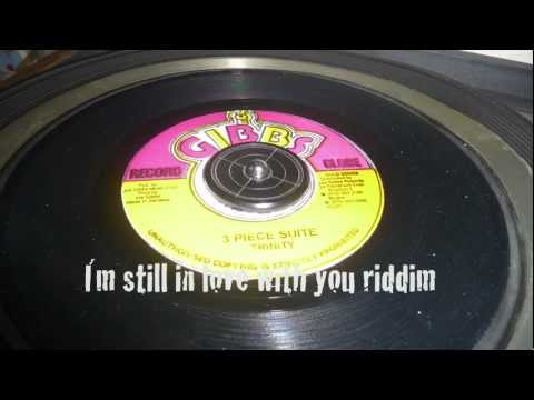 THREE PIECE SUIT -  TRINITY (I´M STILL IN LOVE WITH YOU / UPTOWN TOP RANKING)