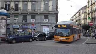 Napoli trolleybuses (filobus) 2013