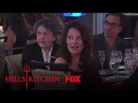 2: Fran Drescher & Ray Abruzzo  Season 14 Ep. 11  HELL'S KITCHEN