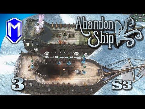 Abandon Ship - Hiring New Crew Members - Lets Play Abandon Ship Walkthrough Gameplay Ep 3
