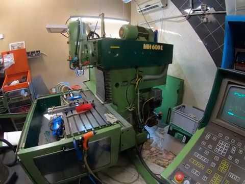 Download MAHO CNC Tipps & Tricks E01 - Starten der Maschine MH600E 432/10