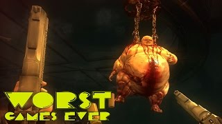 Worst Games Ever #1 - Clive Barker