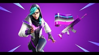 Fortnite new skins. Synapse - New wrap Hex wave