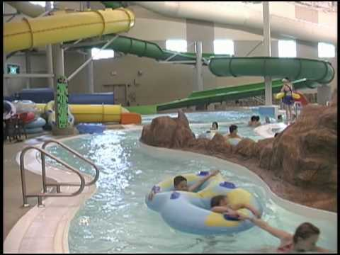 King's Pointe Water Park Resort in Storm Lake, Iowa