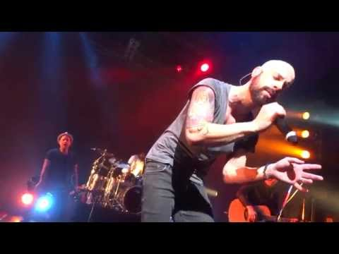 Daughtry ~I'll Fight~ 10/18/2014 Japan Live
