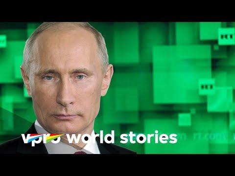 Putin, Propaganda and