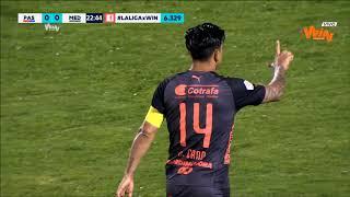 Pasto vs Medellín (1-1) | Fecha 18 - Liga Aguila 2018-II