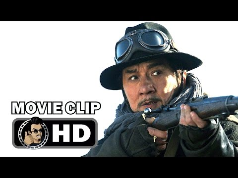RAILROAD TIGERS Exclusive Movie Clip - Train Fight (2017) Jackie Chan Action Movie HD streaming vf