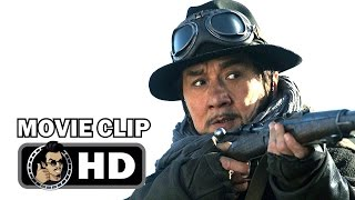 RAILROAD TIGERS Exclusive Movie Clip - Train Fight (2017) Jackie Chan Action Movie HD