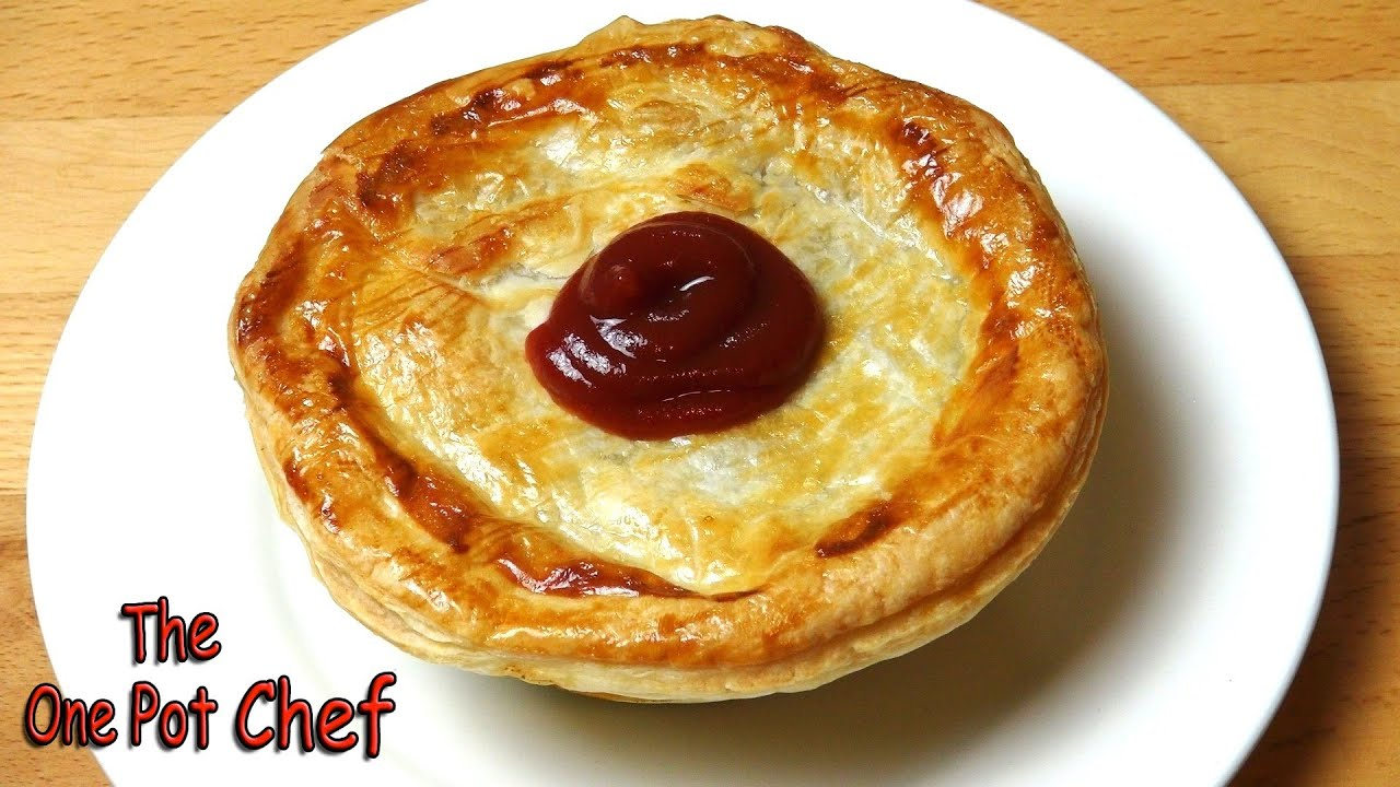 Aussie Meat Pies One Pot Chef Youtube