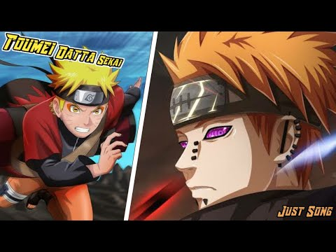 Toumei Datta Sekai Ost.Naruto Shippuden