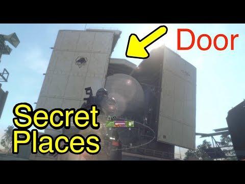 Metal Gear Survive: Top 5 Super Hidden Places