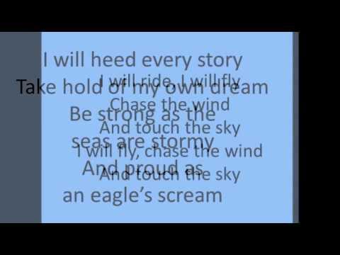 Disney Brave Movie- Touch the Sky Lyrics on Screen Video (Julie Fowlis)