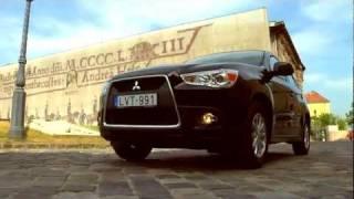 Mitsubishi ASX 1.6 MIVEC Intense teszt