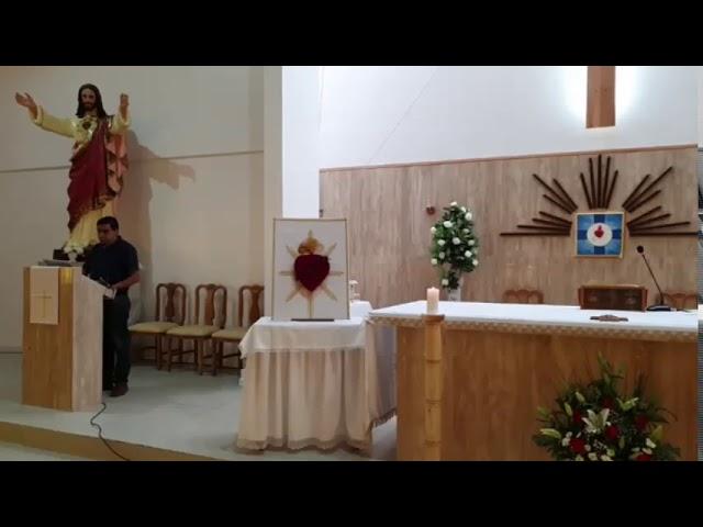 Misa Online 07Junio 2020 Capilla Sagrado Corazón