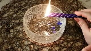 ЧТО ВАЖНОГО СЛУЧИТСЯ В МОЕЙ ЖИЗНИ, ДО КОНЦА МЕСЯЦА? - гадание на свече